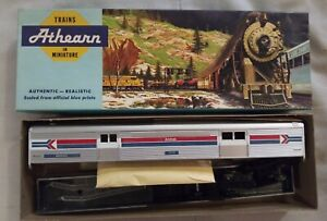Athearn - #1789 - Amtrak - SL Baggage Car #1040 - HO scale - New