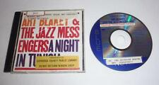 A Night in Tunisia - Art Blakey & the Jazz Messengers (CD 1989, Blue Note)