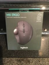NEW! Logitech 910-005179 Mx Ergo Trackball Optical 8 Buttons Wireless Bluetooth