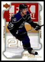 2000-01 Upper Deck Pros & Prospects Luc Robitaille #39