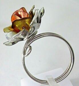Anillo expandible de 3 metales