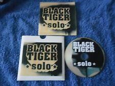 CD-BLACK TIGER SOLO-TIGRR RECORDS- SOULPRINCE-BABYLON-DU WEISH NIT-20 TRACK____