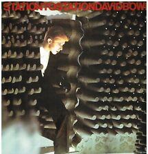 David Bowie: Station To Station (The 2010 Mix) - LP Vinyl 33 Rpm 2016
