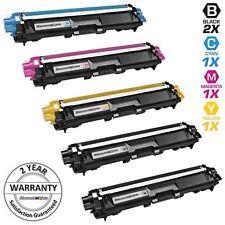 5 TN221BK TN-225 TN225 BLACK & COLOR Printer Toner for Brother HL-3170CDW