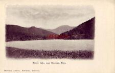 MYSTIC LAKE, near BOZEMAN, MT