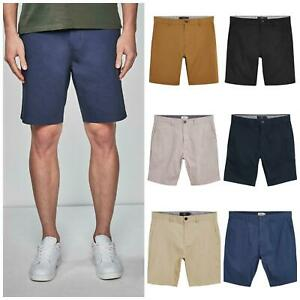 NEXT Classic Chino Shorts Plus Sizes Big and Tall W36 - 42