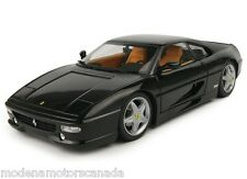 FERRARI F355 BERLINETTA COUPE BLACK 1:18 by KYOSHO HIGH END MODEL NEW IN BOX