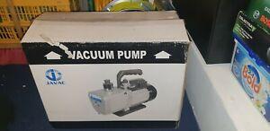JVAC CC231 VACUUM PUMP DUAL VOLTAGE. Brand new never used.