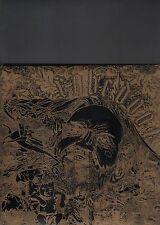 Robedoor / Leslie Keffer  – Silver Bridge / Hooded Communion  LP red vinyl