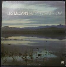 LES MCCANN - RIVER HIGH, RIVER LOW - JAZZ VINYL LP