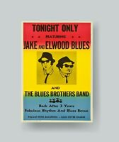 Jake And Elwood Movie Poster
