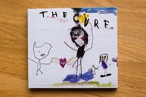 """The Cure: """"The Cure"""" CD Album, 2004 With """"Making Of"""" DVD"""