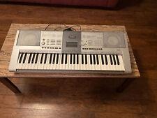 Yamaha PSR-295 Keyboard Portatone 61 Key-Touch Sensitive Musical Keyboard Smooth
