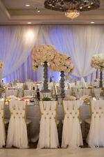 100 Chiffon Chiavari Chair Sash BULK DISCOUNT | Wedding Chair Sashes