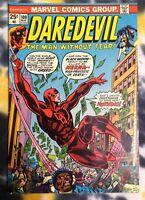 DAREDEVIL #109 (1974) - Marvel Comics / Nekra / seen on Netflix