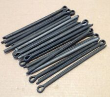 Qty 20 BS1574 Imperial Split Cotter Pins 3/16 dia x 3 3/4 inch long.