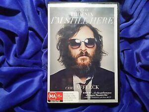 I'm Still Here (DVD, 2011) - Casey Affleck, David Letterman, Joaquin Phoenix