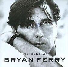 Bryan Ferry Best of CD 21 Track (cdv3066) European Virgin 2009