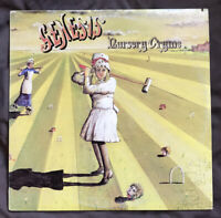 Genesis Nursery Cryme  Vinyl LP Charisma Pink label CAS 1052 1972 Peter Gabriel
