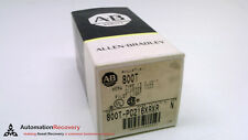 ALLEN BRADLEY 800T-PC216XRXR SERIES N, PILOT LIGHT, TYPE 13,, NEW