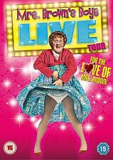 Mrs Brown's Boys Live Tour - For the Love of Mrs Brown [DVD] [2013] New Sealed