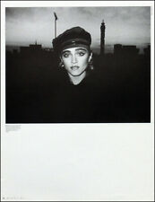 MADONNA POSTER PAGE . 1983 LONDON SKYLINE POST OFFICE TOWER . 1Q15