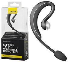 Genuine Jabra Wave BT3040 Wireless Bluetooth Headset Wind Noise Reduction Black