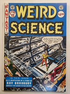 EC Classics #12 (Weird Science) 1989 Oversized Russ Cochran Reprint DEAL!