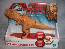 Tyrannosaurus Rex Bashers & Biters Jurassic World Park Dinosaur Hasbro 2015 New