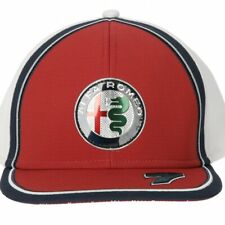 NEW 2019 KIMI RAIKKONEN ALFA ROMEO RACING F1 TEAM OFFICIAL CAP HAT CAPPELLINO