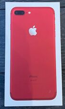 Apple iPhone 7 Plus (PRODUCT)RED - 128GB - (Unlocked) A1661 (CDMA + GSM)