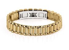 Mens Bracelet 70 Grams 14k Solid Yellow Gold Jubilee Best Price Video Beauty