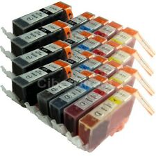 20 Compatible CANON PGI-520 and CLI-521 printer ink cartridges. VAT INVOICE.