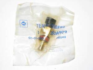 81-09 Buick Cadillac Delco Temperature Sensor NOS TX3 25036708