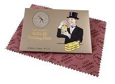 Town Talk Polish Gold Polishing & Anti-Tarnish Cloth (Various Sizes)