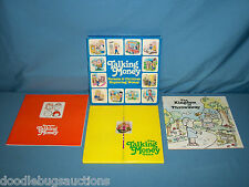 Vintage 1981 Lutherans THE TALKING MONEY Family Books & Board Game Set COMPLETE
