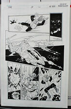DV8 ISSUE 19 PG. 20 1998 ORIGINAL ART BY AL RIO & RANDY ELLIOTT-WILDSTORM COMICS