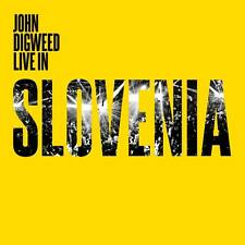 JOHN DIGWEED Live In Slovenia 2CD 2013 Nick Muir Pig&Dan * NEW