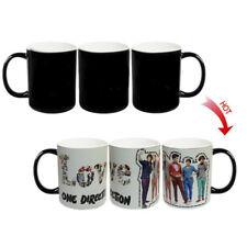 █ Love One Direction Hot Sensitive Color Changing Magic Mug Cup BS034