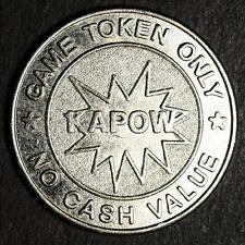 Kapow Amusement Token 27mm - Loganholme QLD