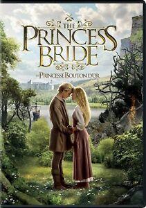 The Princess Bride - DVD [Region 1/A, Fantasy, Adventure, Romance, Comedy] NEW