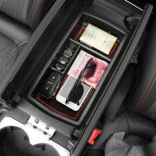 Interior Armrest Storage Box Organizer Holder 1pcs For Peugeot 5008 2017