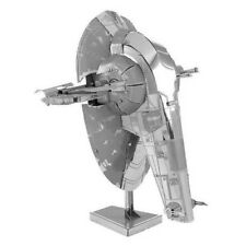 Star Wars - series 4 Metal Earth Slave 1 Miniature 3D Metal DIY Model Kits