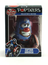 Mr. Potato Head Marvel Captain America Figure Playskool Poptaters Toy PPW New