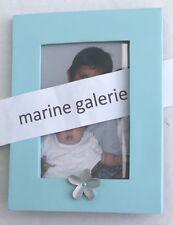 cadre porte photo 10x15 9x13 Neuf vertical décoration bleu pastel stock France
