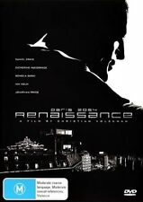 Renaissance : Paris 2054 (2006) Daniel Craig - NEW DVD - Region 4