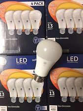 Sweet 16 PACK GE LED 40W = 5W Soft White 60 Watt Equivalent A19 2700K light bulb