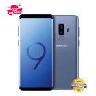 New Sim Free Samsung Galaxy S9+ Plus 64GB 4G Unlocked Mobile Phone - Coral Blue