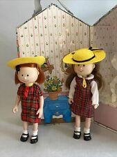 """1994-1999 Madeline & Danielle 8"""" Doll Lot Case & Tagged Outfits by Eden_Preowned"""