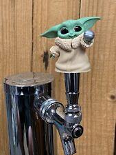 STAR WARS Tap Handle Beer Keg Baby Yoda The Child Mandalorian Mini Pull Knob Bal
